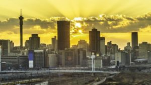 Ransomware hits Johannesburg electricity supply.