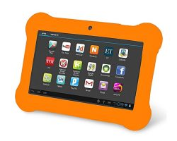 iSmart Kids Tablet 8GB HDD – 1GB RAM- 7″ Blue + Cover