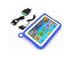 CCIT K9 Kids Tablet 16GB HDD – 1GB RAM- 7″ Blue + Cover